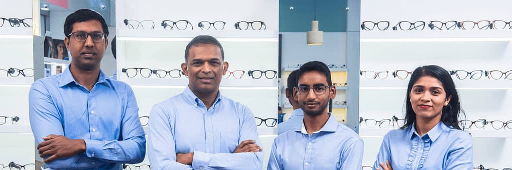Gaya Opticians Team