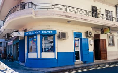 Gaya Opticians Rue Des Forges Port Louis
