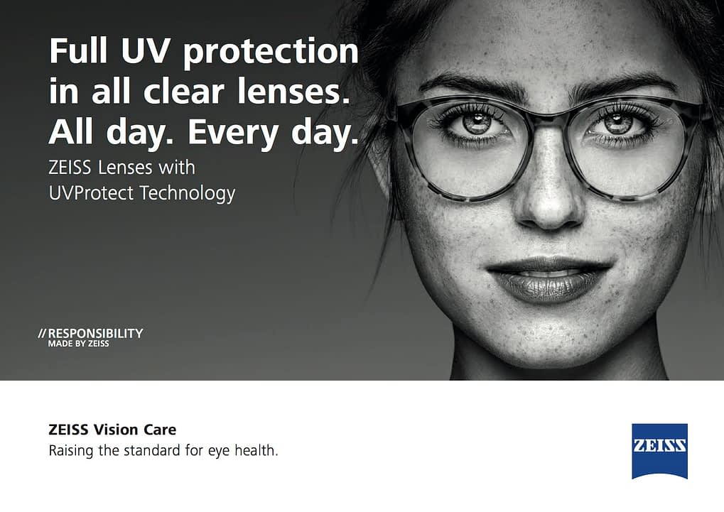 ZEISS UV Protection Mauritius